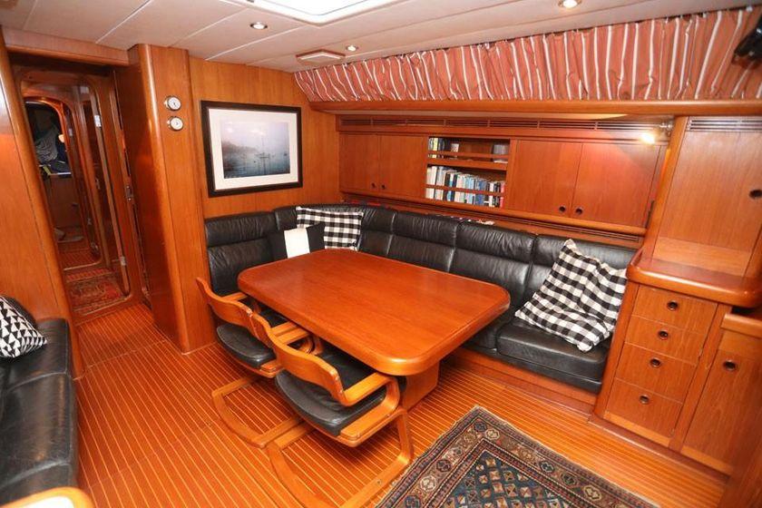 PERSEVERANCE Nautor Swan 56 - Boats for sale - YBW