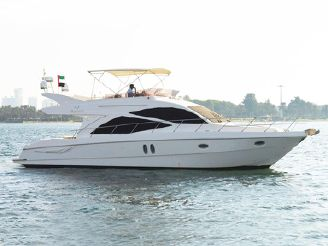 2008 Gulf Craft Oryx 46