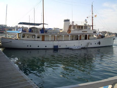 1930 Beardmore William Classic Displacement Yacht