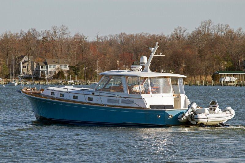 Grand Banks Eastbay 49 HX, Annapolis, MD