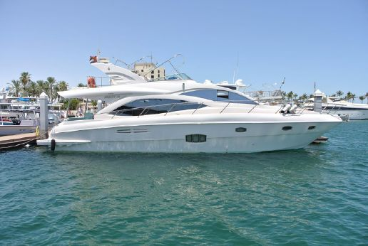 2008 Gulf Craft Majesty 56