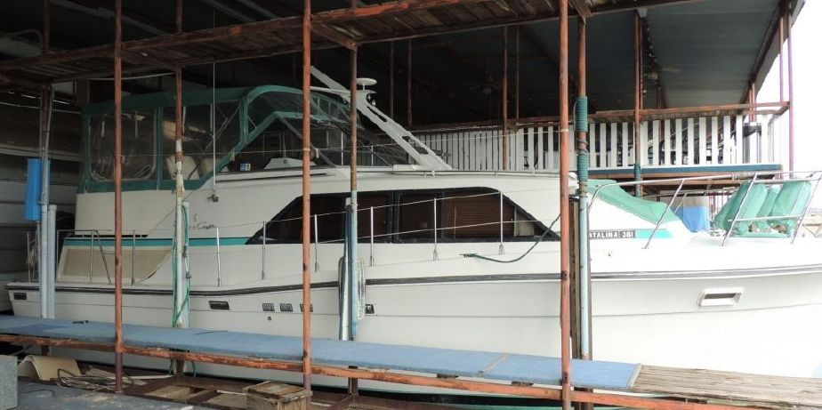 1988 Chris-Craft 381 Catalina Power Boat For Sale - www