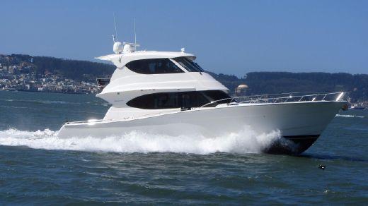 2008 Maritimo 48 Cruising Motoryacht.