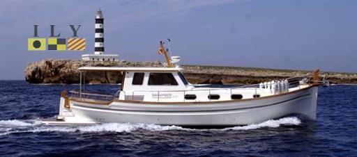 2010 Menorquin Menorquin 160