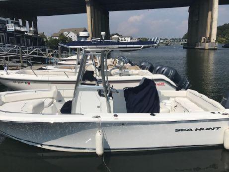 2015 Sea Hunt Ultra 234