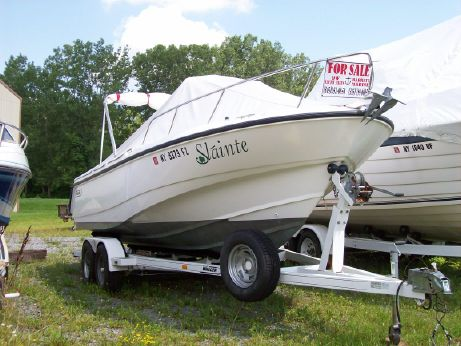 2002 Boston Whaler 210 Outrage (Rogue)