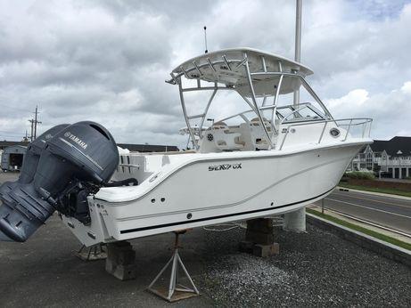 2017 Sea Fox 256 Voyager