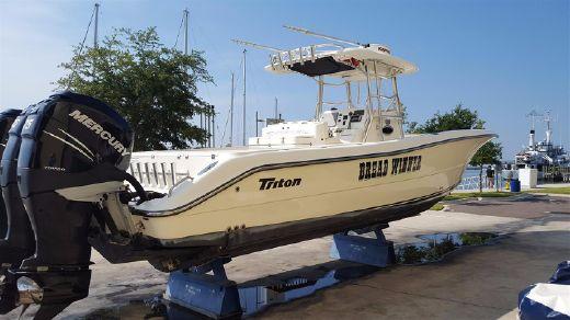 2007 Triton 351 CC