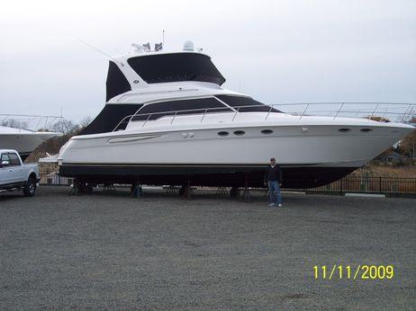 2001 Sea Ray 48 sedanbridge