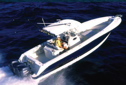 2007 Hydra-Sports Vector 3300 CC