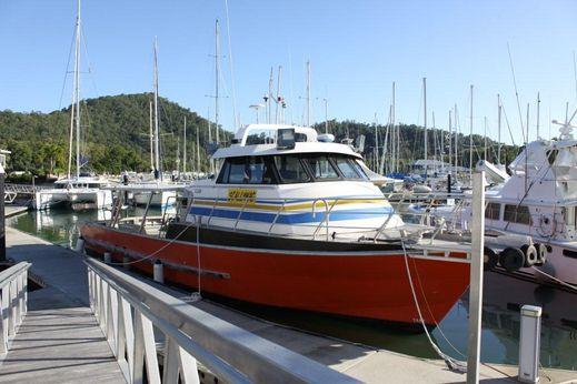 1998 Aluminium Workboat