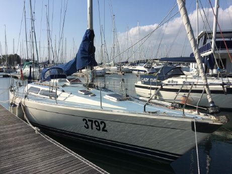 1984 Marine Projects Sigma 36
