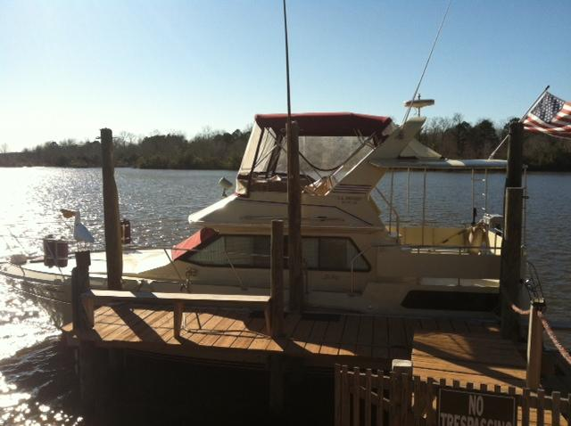 38 ft 1984 sea ray 38 aft cabin