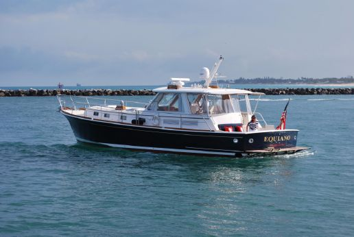 2001 Grand Banks Eastbay 49 HX