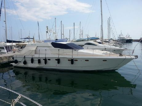 1987 Ferretti 52 S