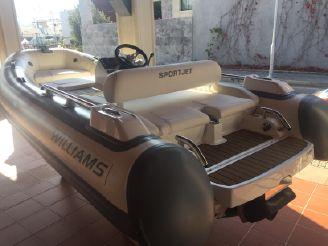 2017 Williams Jet Tenders Sportjet 395