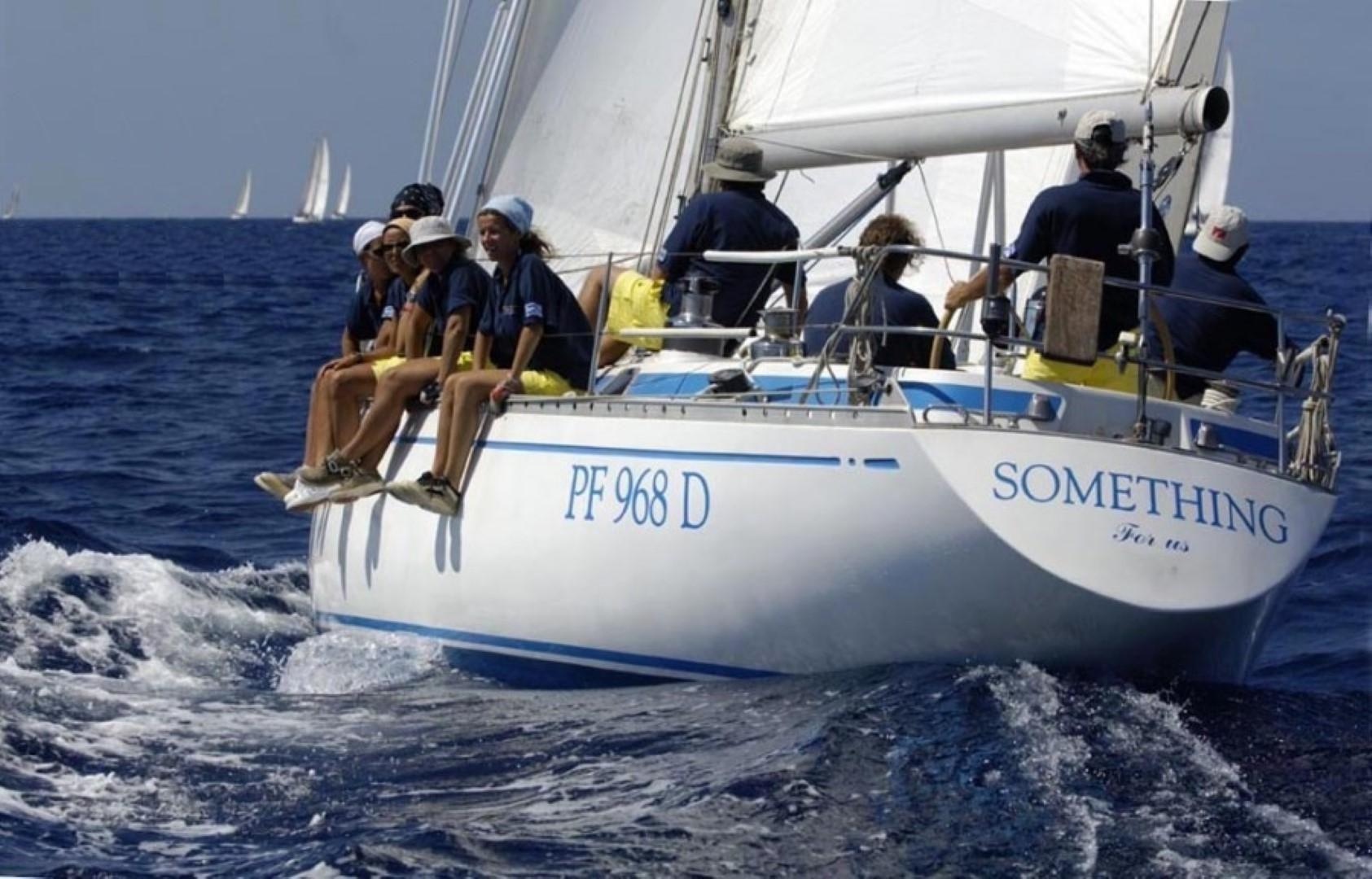 1974 Nautor Swan 41 Vela Barca In Vendita Refit Active Single Mono Faucet