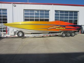 2007 Active Thunder 37 Excess