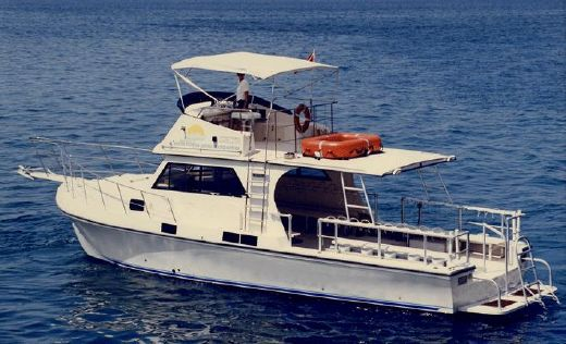 1989 Delta (canaveral Boat Works) 38' Dive with COI