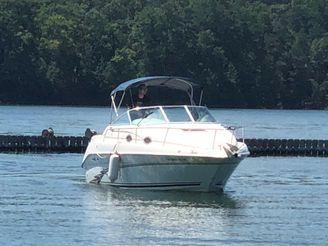 thumbnail photo 2: 1998 Sea Ray 250 Sundancer