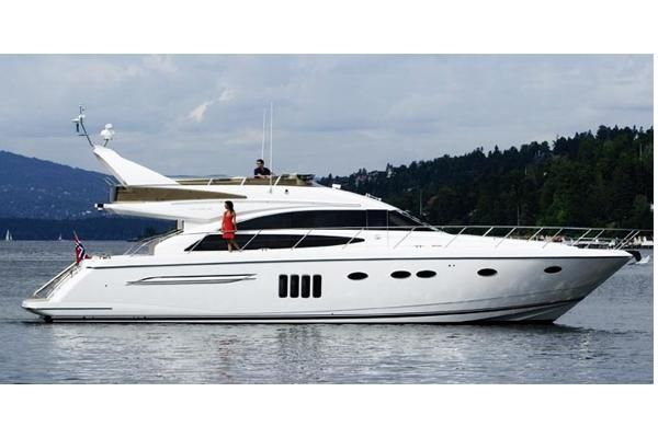 2010 Princess 62 Flybridge Power Boat For Sale
