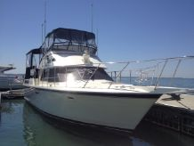 1988 Hatteras Freshwater Double Cabin MY