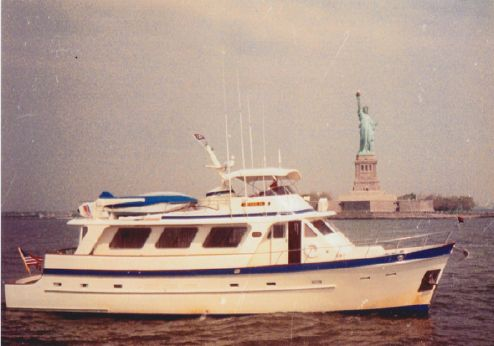 1983 Cheoy Lee Cockpit Trawler
