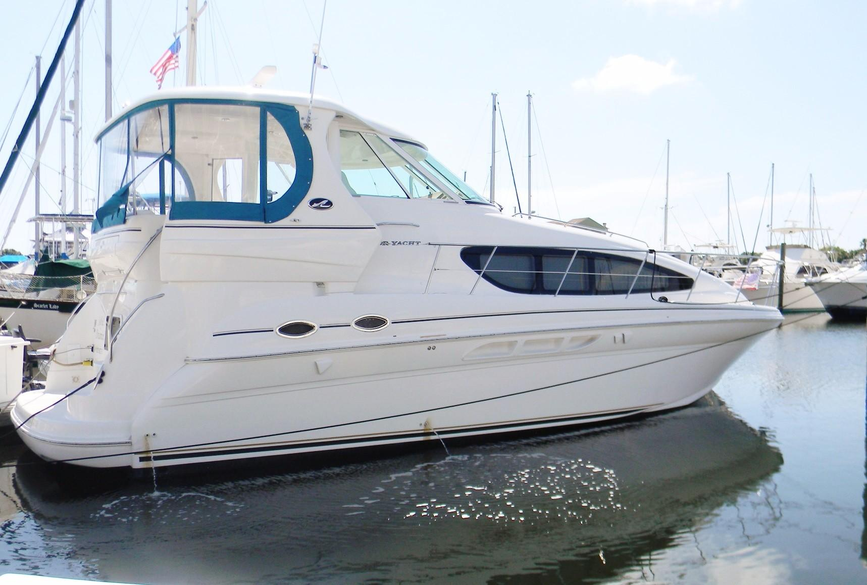 Sea ray 390 motor yacht new and used boats for sale for 390 sea ray motor yacht for sale