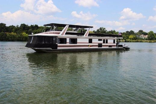 1997 Stardust Cruisers 16 x 80 Custom Houseboat