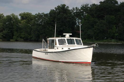 1987 Duffy 35 Downeast
