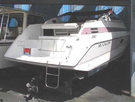 1992 Maxum 270scr