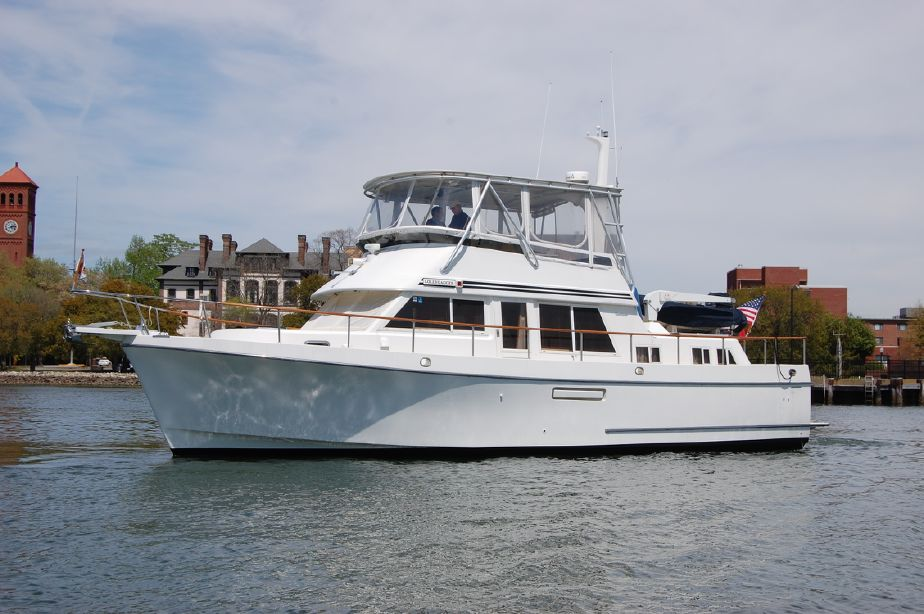 1994 ocean alexander 423 classico
