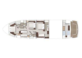 thumbnail photo 2: 2014 Sunseeker 75 Yacht