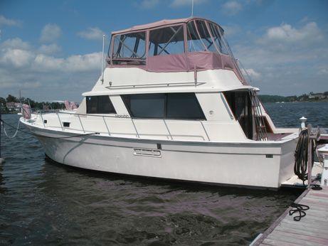 1987 Mainship Sedan Nantucket