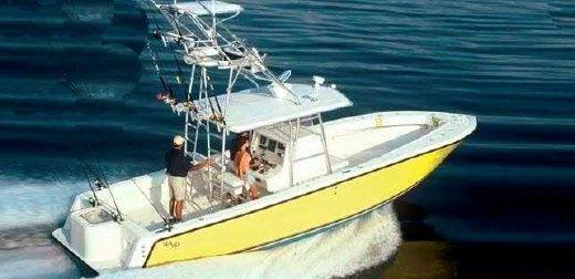 2000 Sea Vee 34 CC