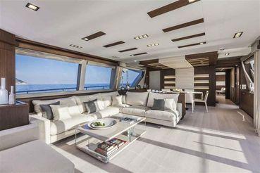 thumbnail photo 1: 2013 Ferretti Yachts Custom Line 100