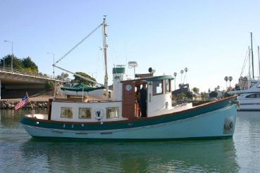 1986 Lord Nelson Victory Tug 37