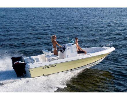 2007 Sea Fox 197CC Pro Series