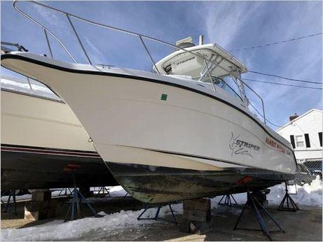 2003 Seaswirl Striper 2601