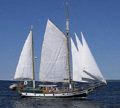 1960 American Marine Mayflower 40 Ketch