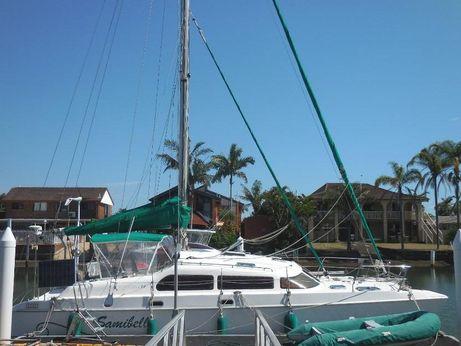 1996 Prout Catamaran 39