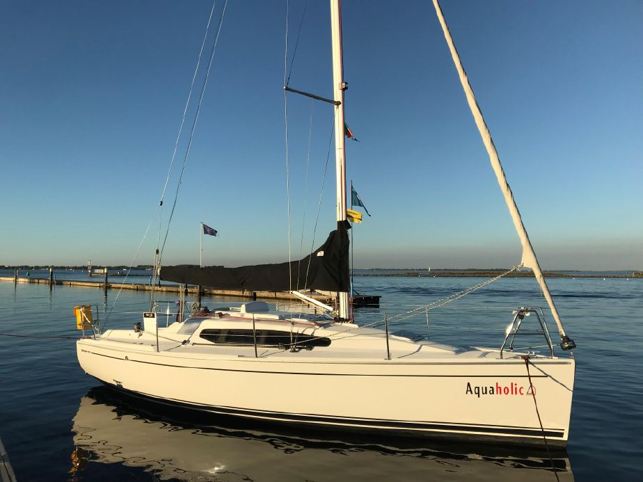 2014 Dehler 29 Sail New And Used Boats For Sale Www Yachtworld Co Uk