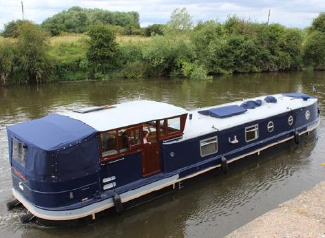 2016 Barge Wide Beam Barge
