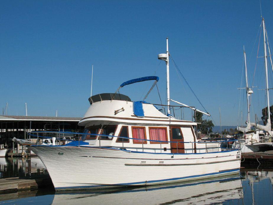 1980 albin trawler