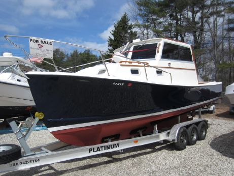 1988 Coastal 27 Hardtop