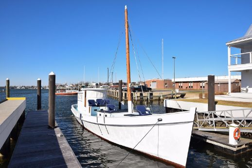 1944 Chesapeake Buy Boat Built By LR Smith