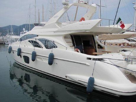 2008 Azimut 62E