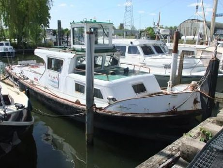1959 Commercial WORK BOAT