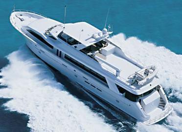 2007 Hatteras 100 Cockpit Motor Yacht