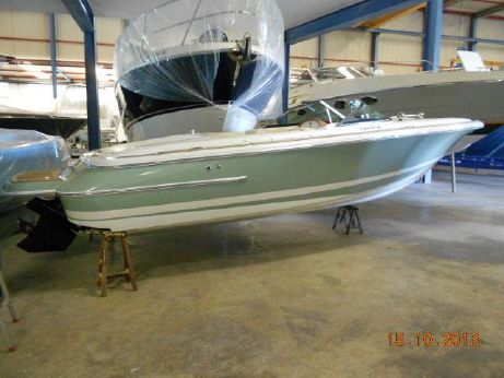 2008 Chris-Craft Launch 22 Heritage Edition